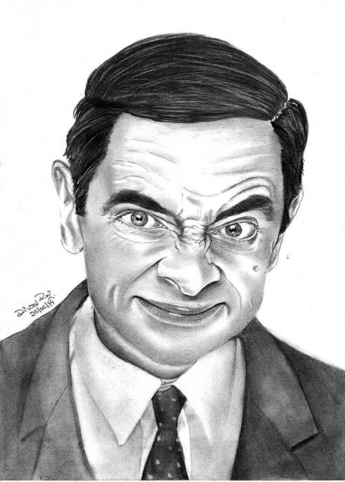 Rowan Atkinson par Diwas